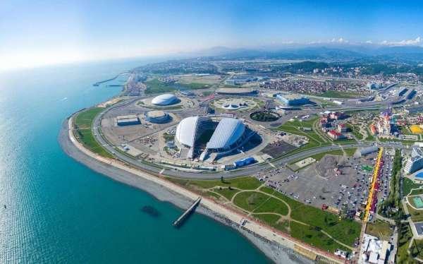 Города краснодарского края у моря список